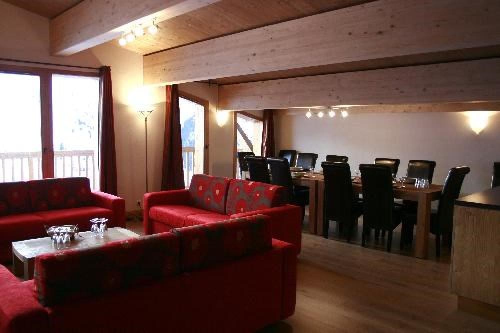 Résidence cime des arcs - Appartement 4/6 personnes + cabine 38 m2