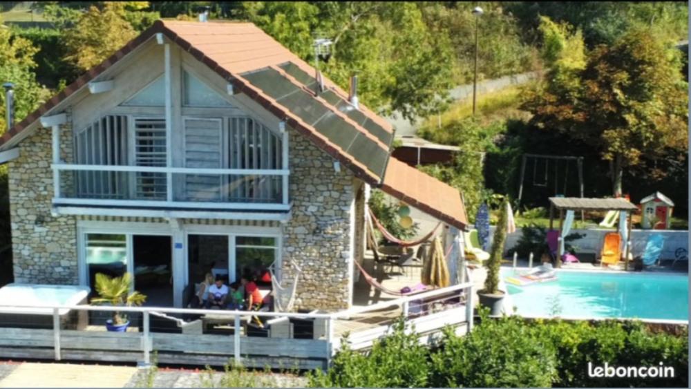 Maison De Vacances A Aix Les Bains En Rhone Alpes Pour 8 Pers