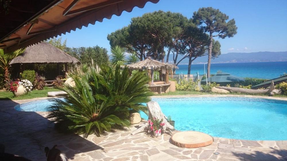 Villa de charme à 100 m de la plage sur la légendaire route des Sanguinaires