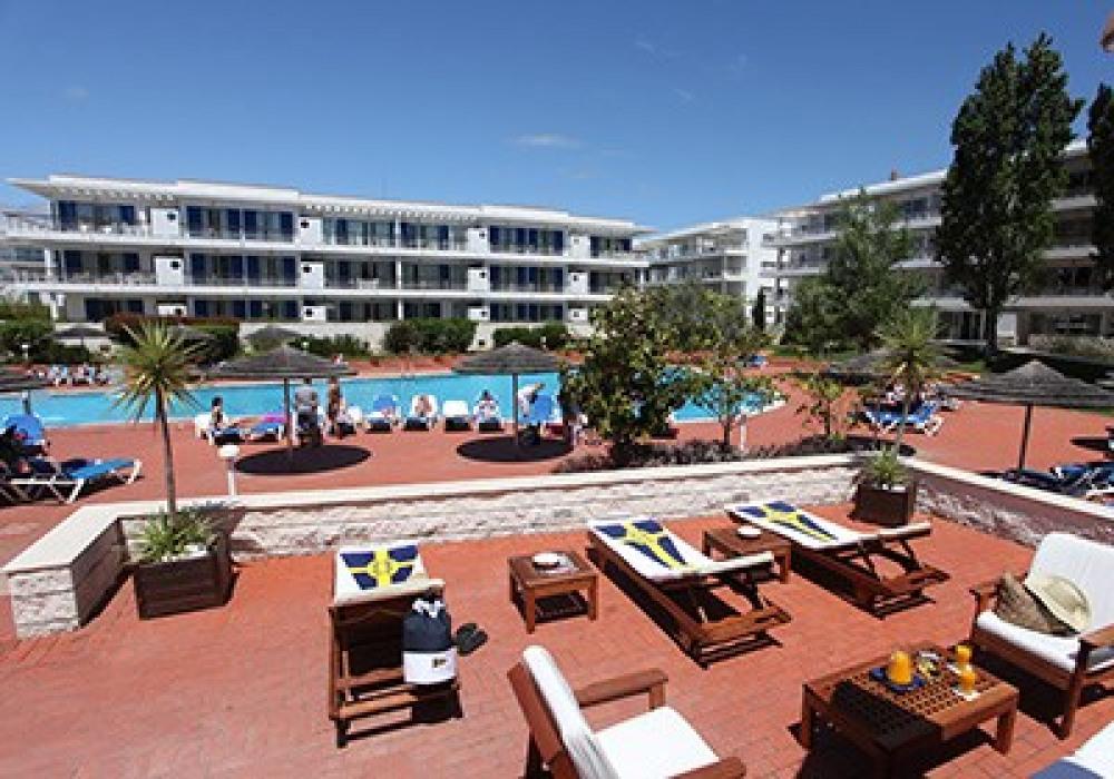 Résidence Marina Club I - 3 pièces 4 personnes climatisé vue piscine