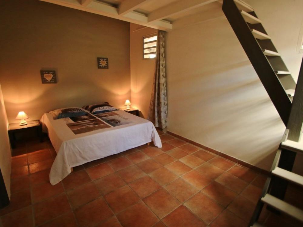 chambre n°1 avec mezzanine