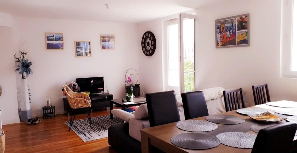 Holiday rentals Brest - Apartment - 5 persons - Vacuum cleaner - Photo N° 1