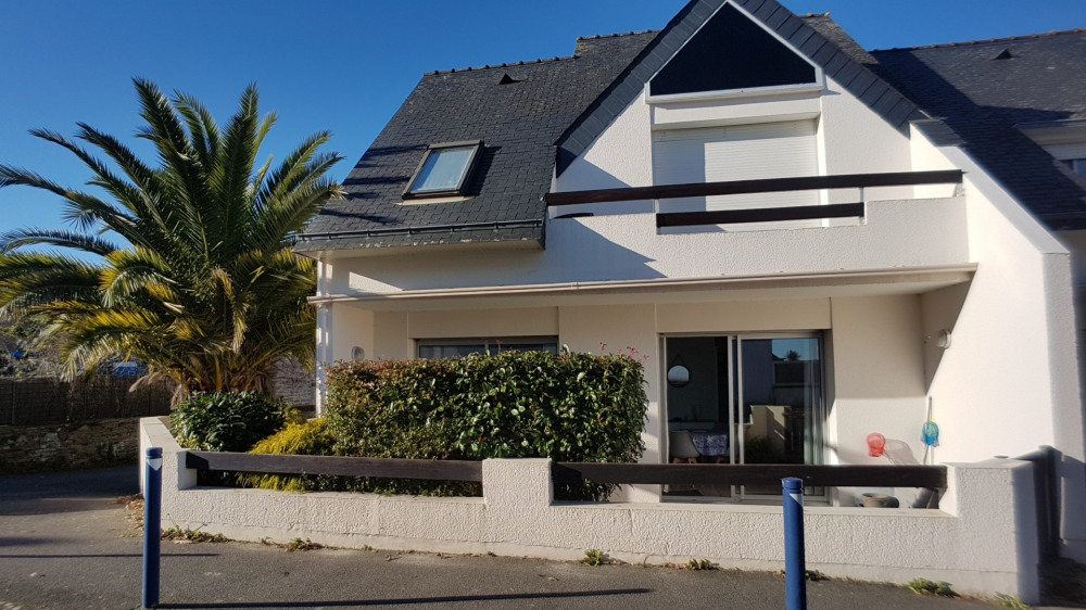 Location vacances Fouesnant -  Appartement - 4 personnes - Barbecue - Photo N° 1