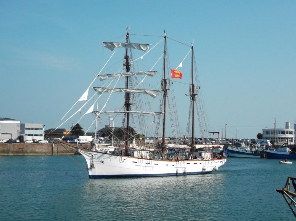 le port de Granville