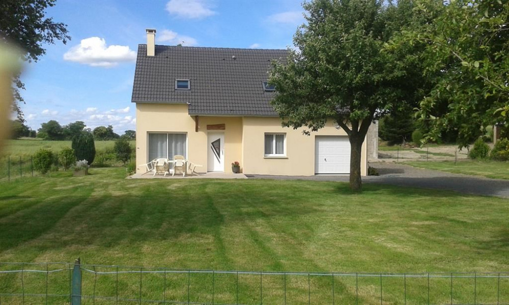 Holiday rentals Céaux - House - 6 persons - BBQ - Photo N° 1