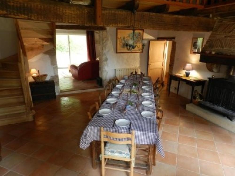 Grande ferme restaurée - Saint-Antoine-de-Breuilh