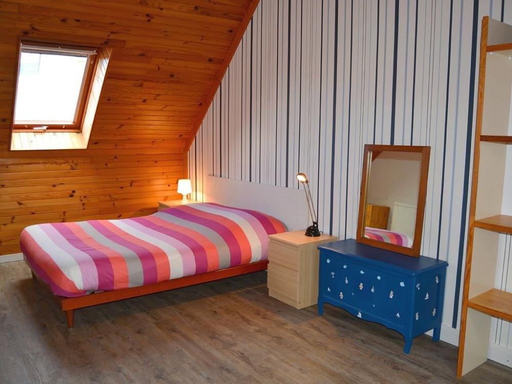 1ère chambre à l'étage