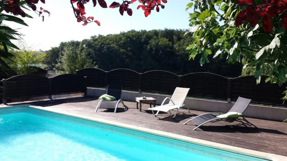Holiday rentals Nailloux - House - 10 persons - BBQ - Photo N° 1