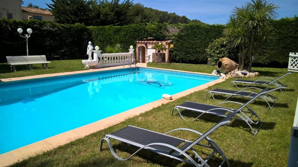 Ferienwohnungen Sanary-sur-Mer - Haus - 7 Personen - Grill - Foto Nr. 1
