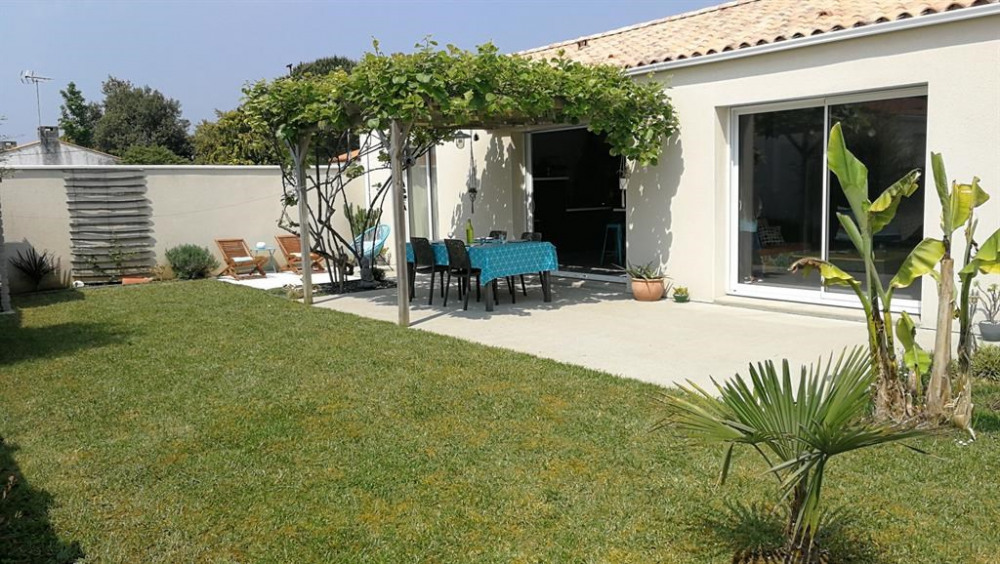 Holiday rentals Saint-Vincent-sur-Jard - House - 7 persons - BBQ - Photo N° 1