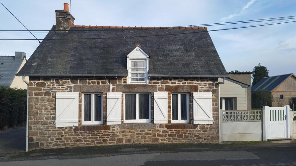 Ferienwohnungen Saint-Malo - Haus - 6 Personen - Grill - Foto Nr. 1