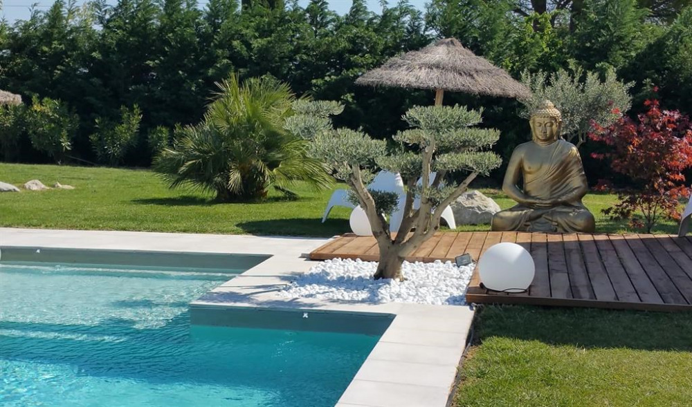 Holiday rentals Avignon - Cottage - 5 persons - BBQ - Photo N° 1