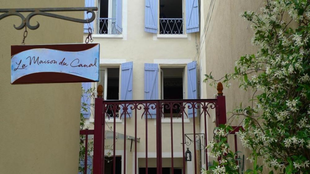 Location vacances Sallèles-d'Aude -  Maison - 5 personnes - Barbecue - Photo N° 1