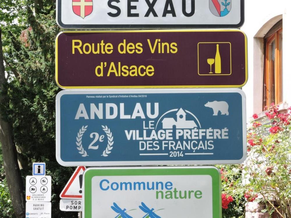 Distinctions du village