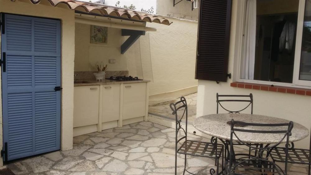 Location vacances Cagnes-sur-Mer -  Appartement - 2 personnes - Barbecue - Photo N° 1