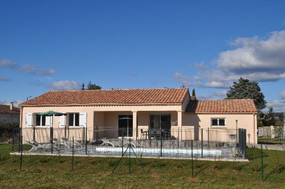 Villa à VALLON PONT D'ARC