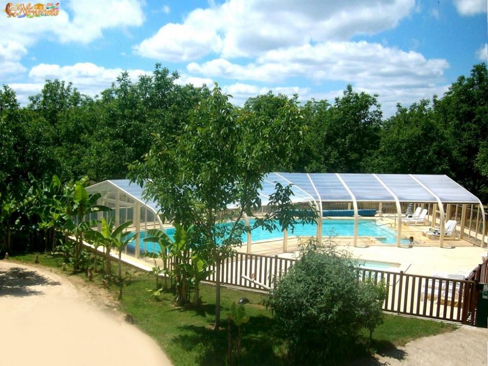 La grande piscine couverte