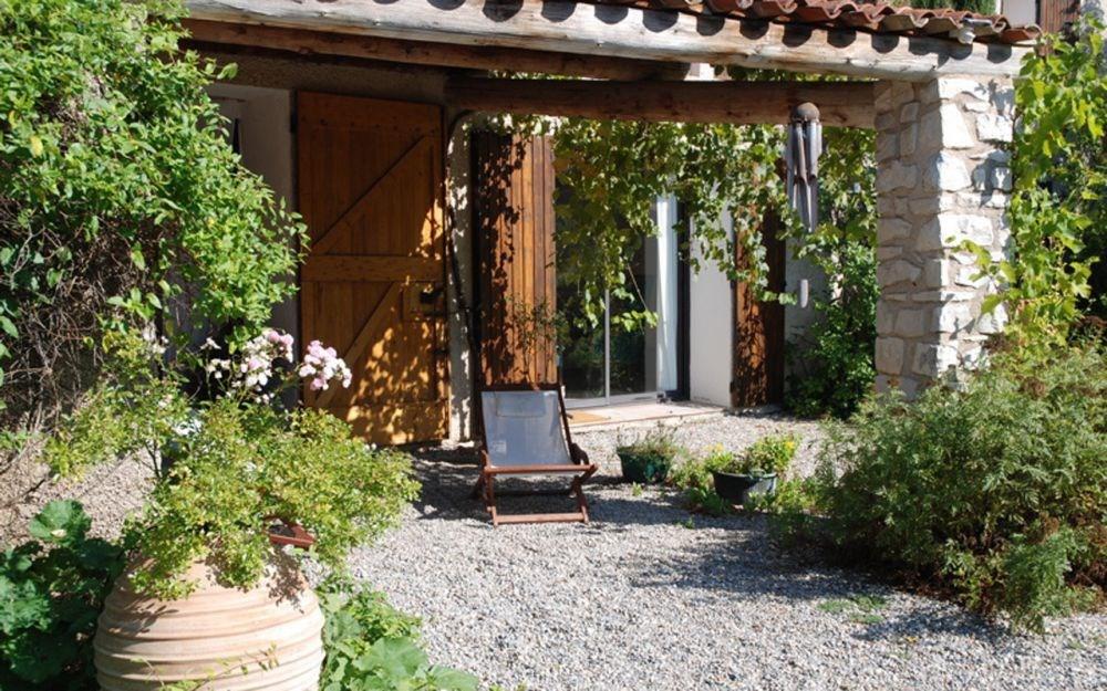 Gîtes de France La Garonne à Ginasservis.