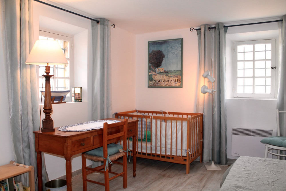 chambre Azur - lit bébé 60 x120