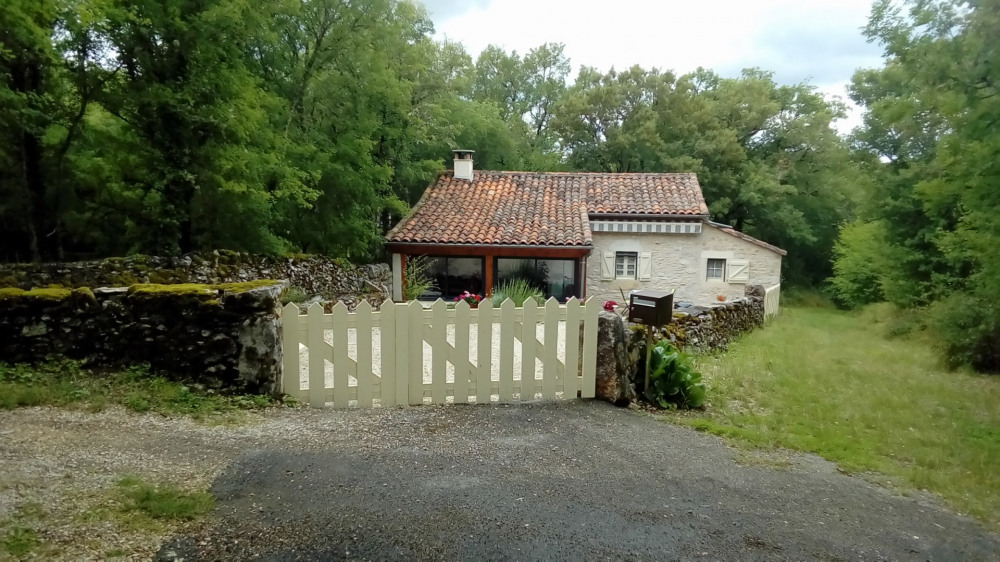 Ferienwohnungen Lugagnac - Hütte - 3 Personen - Grill - Foto Nr. 1
