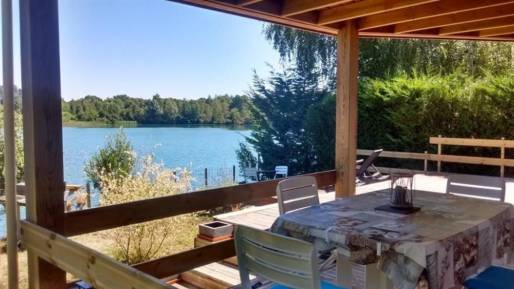 Location vacances Sainte-Gemme -  Maison - 4 personnes - Barbecue - Photo N° 1