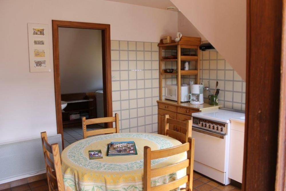 cuisine et salle à manger
