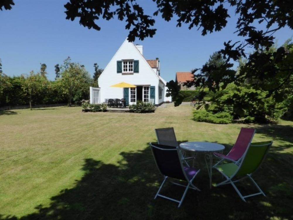 Jolie villa à Oostduinkerke