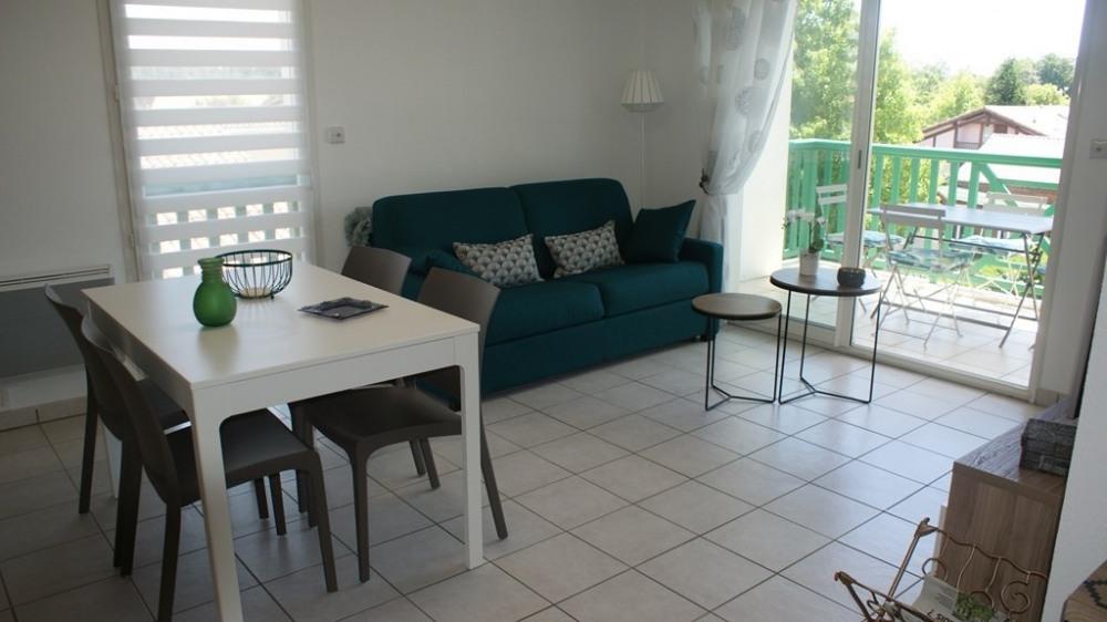 Appartement pour 4 personnes pour vos vacances à Soustons