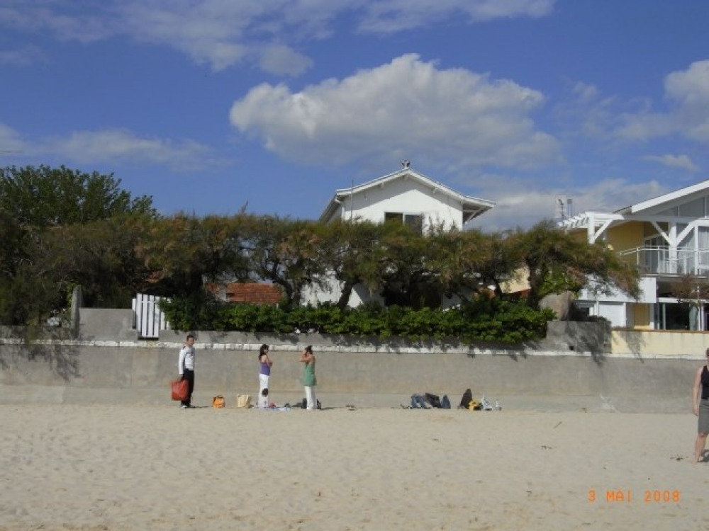 direct à la plage