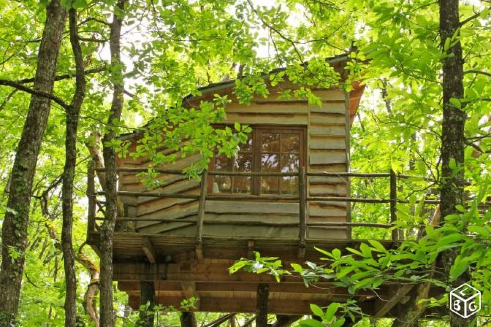 La Cabane au Hibou...