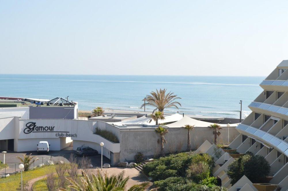 Le Cap d'Agde ' naturiste' (34) - Quartier Héliop