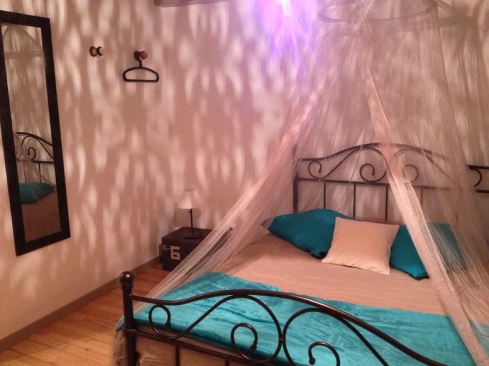 RDC La chambre bleue