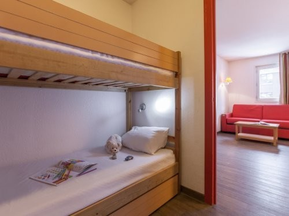 Résidence La Rivière - Aiglons - Appartement 3 pièces 6/7 personnes Standard