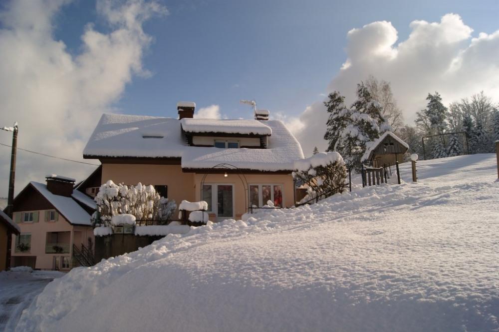 Gîte Séverine - maison mitoyenne