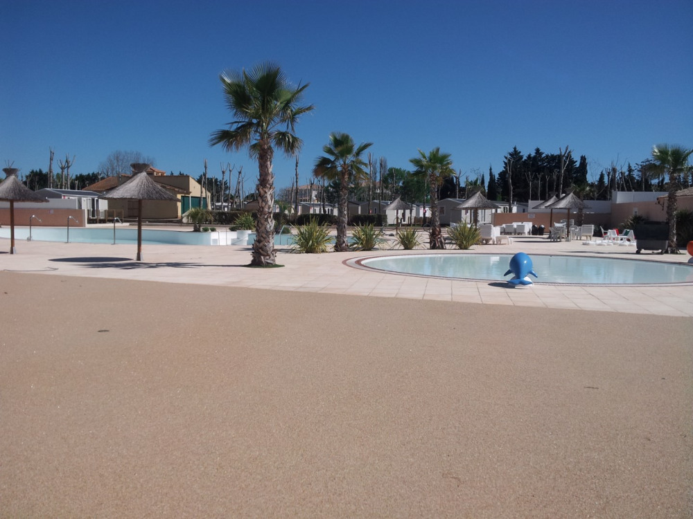 superbe piscine chauffée