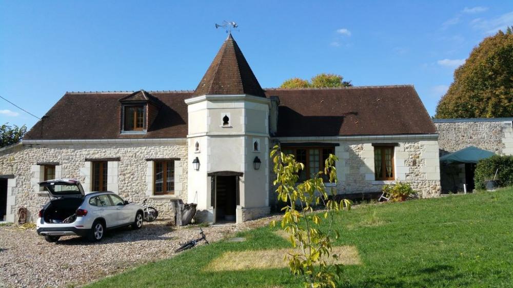 Location vacances Souvigny-de-Touraine -  Maison - 8 personnes - Barbecue - Photo N° 1