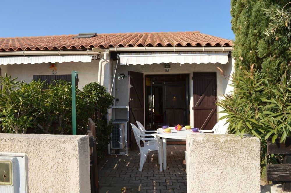 Maison 3 pièces mezzanine- 45 m² environ- jusqu'à 6 personnes.
