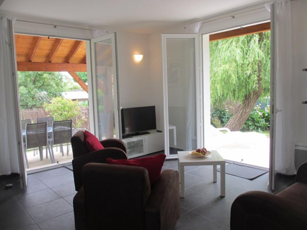 """""""Matisse"""" Sejour vue superbe sur terrasses ( sud et du west) spacieux et jardin"""