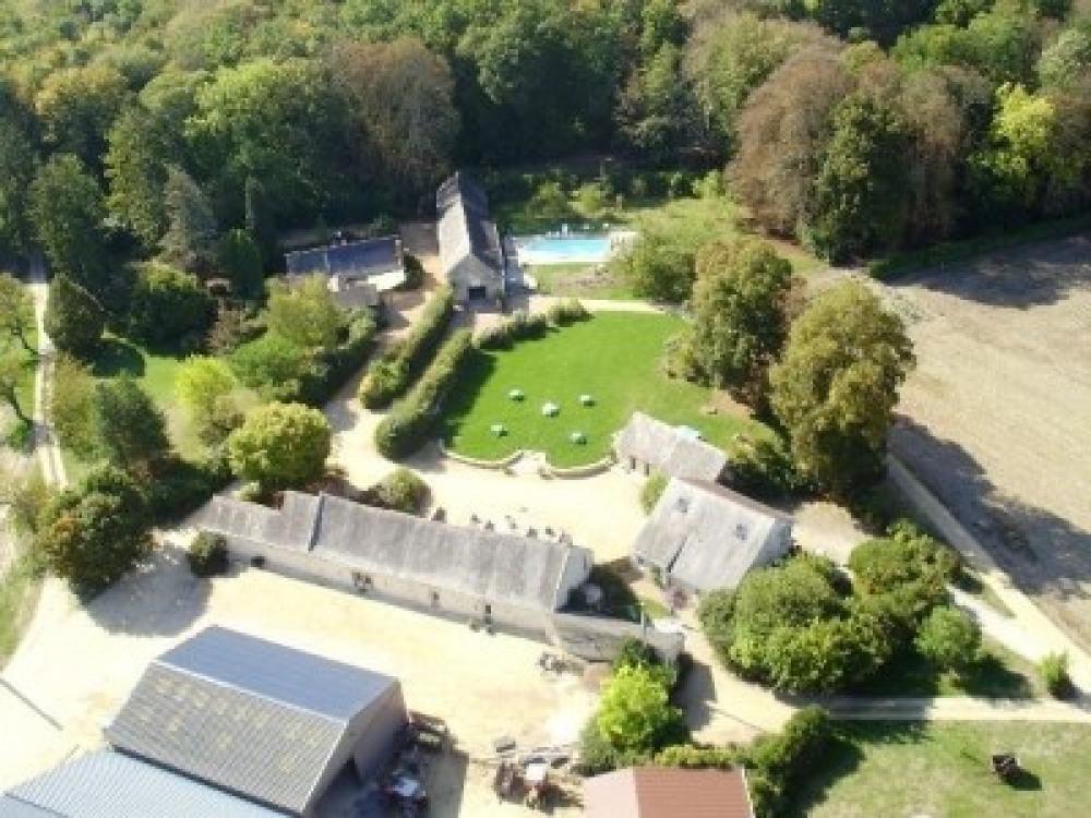 Gîtes du Domaine du Plessis-Jalesnes - Vernantes