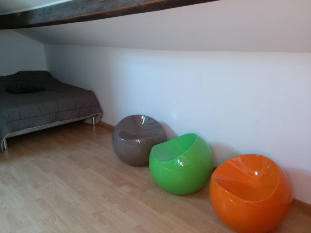 Grande chambre 3 avec velux (40 m2)