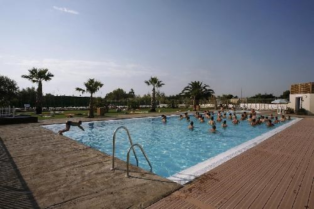 Camping Les Dunes - Mh 2ch 4/6pers + Terrasse Intégrée