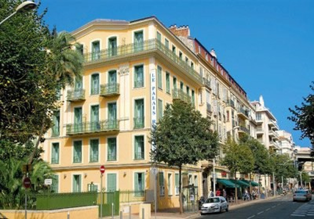 Hôtel-Résidence Palais Rossini - 2 pièces 2 pers.