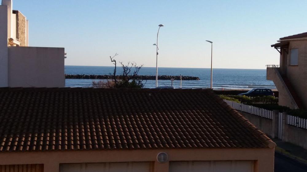 Location vacances Valras-Plage -  Appartement - 4 personnes - Télévision - Photo N° 1