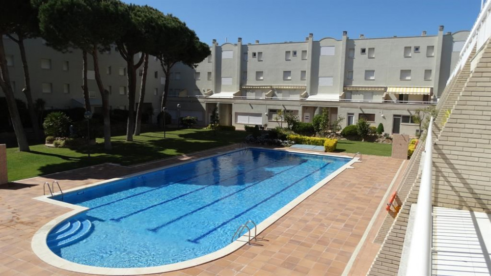 Holiday rentals l'Escala - Apartment - 5 persons - Garden - Photo N° 1