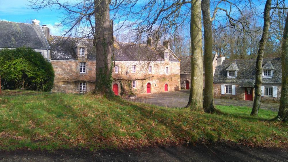 Vacances au Manoir de Pontplaincoat