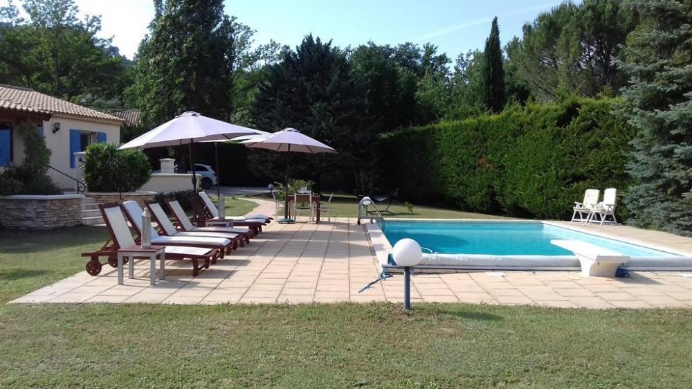 Villa pour 8 pers. avec piscine privée, Nans-les-Pins