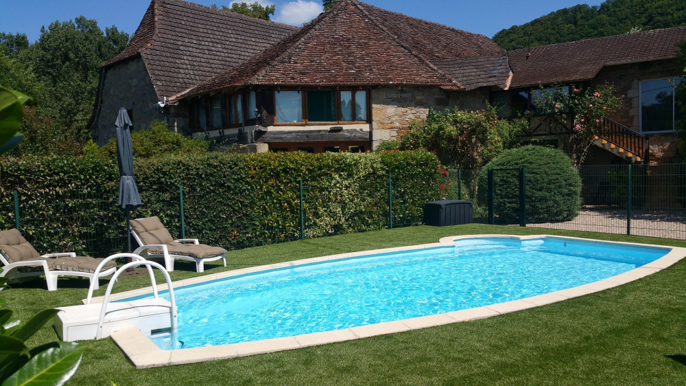 Location vacances Faycelles -  Gite - 4 personnes - Barbecue - Photo N° 1