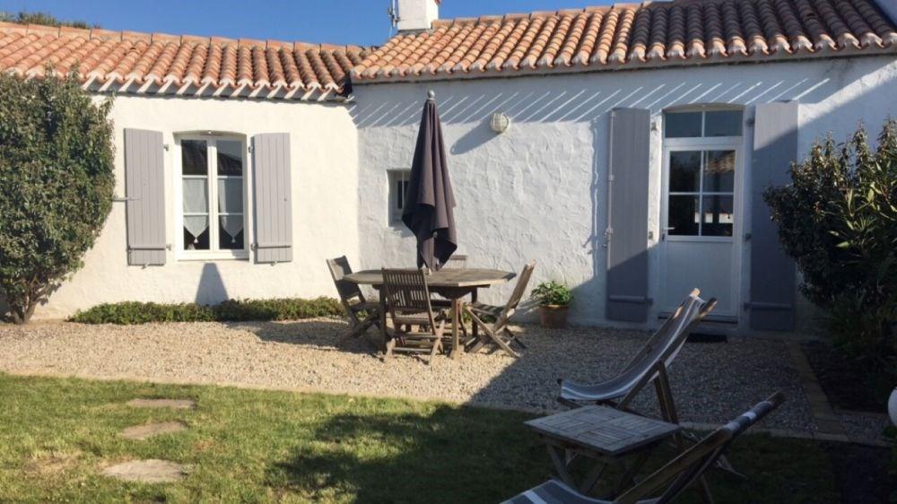 Maison 3 pièces- 60 m² environ- jusqu'à 4 personnes.