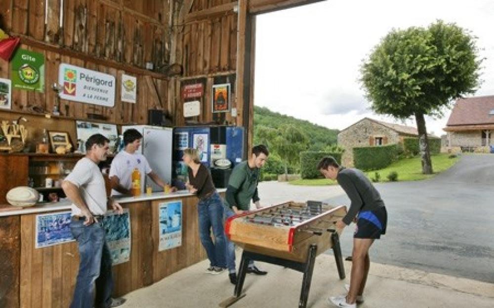 Club House:Espace de convivialité