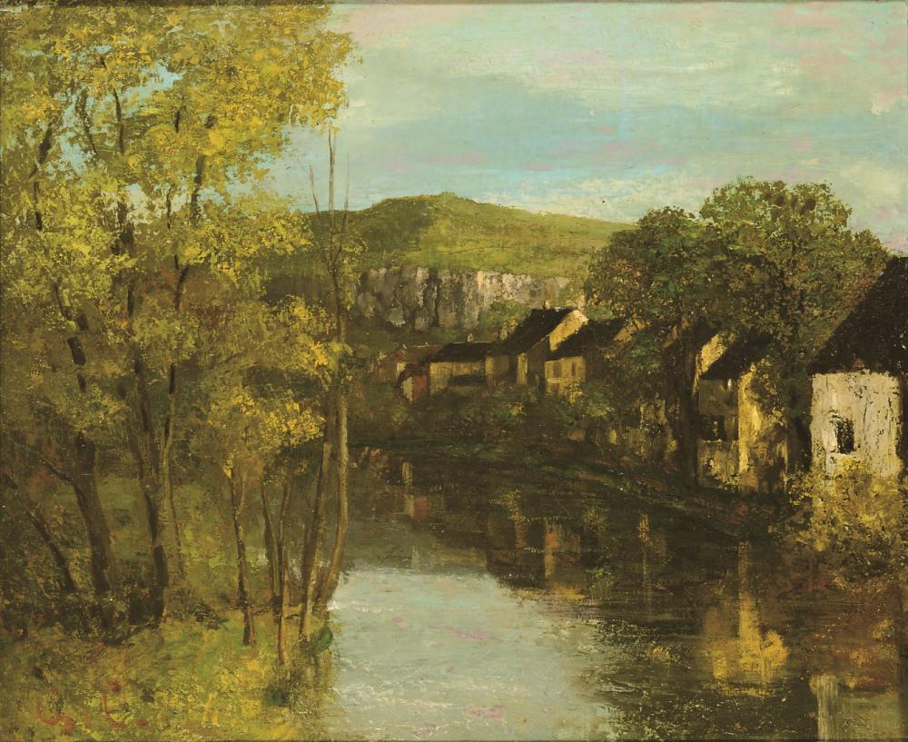 La Loue et le musée Courbet